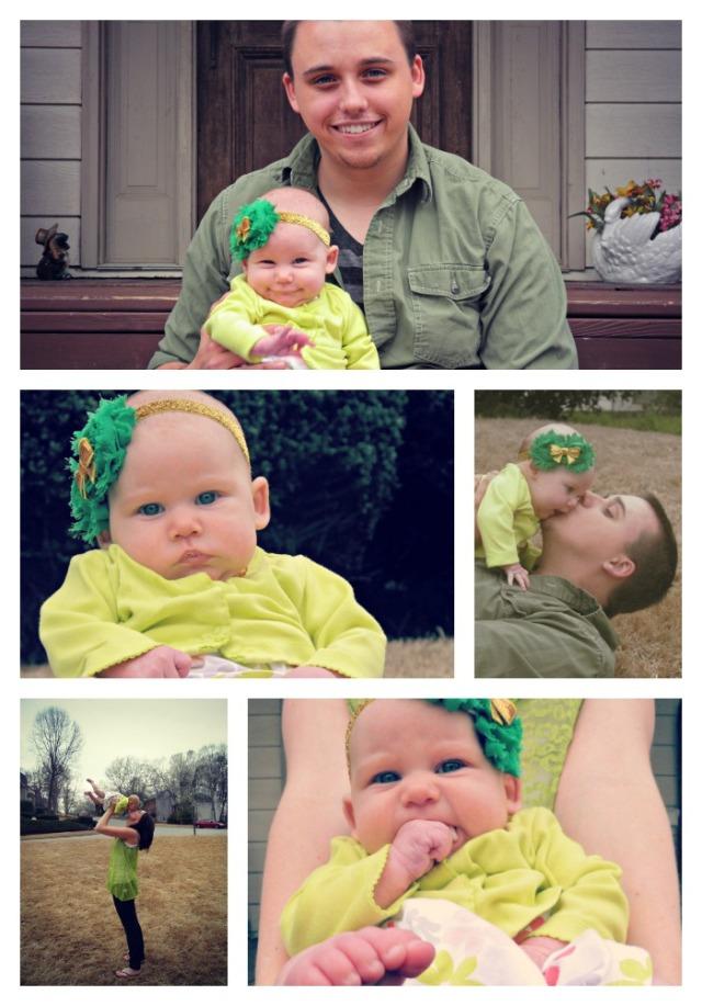 Stpatrick's collage